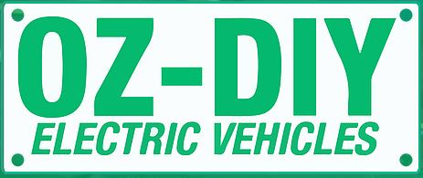OZ DIY Electric Vehicles