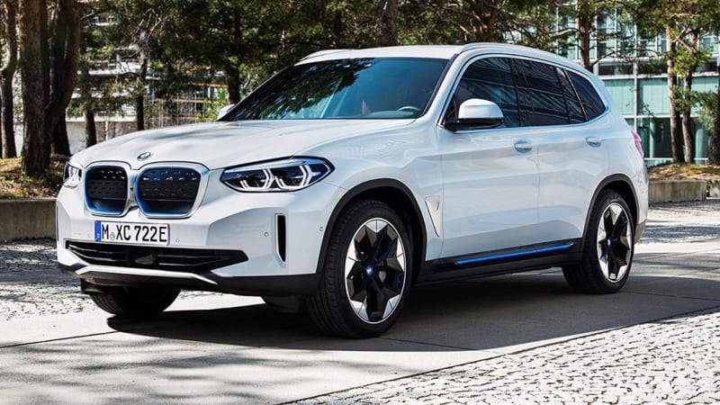 2021 Bmw Ix3 Revealed Confirmed For Au 04 28 2020 Australian Electric Vehicle Association News For Aeva In Australia