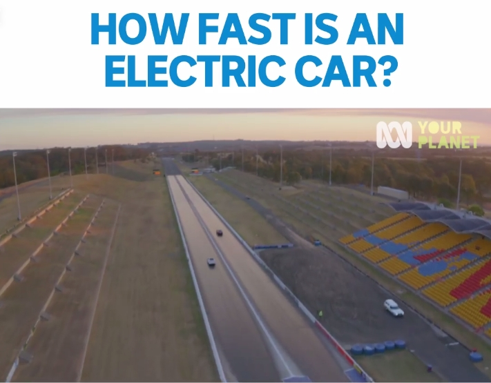How fast is an electric car?
