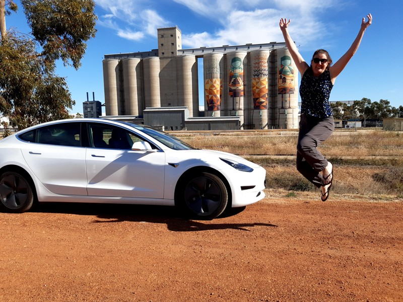 Driving to Kalgoorlie - A First Time EV Driver's Account