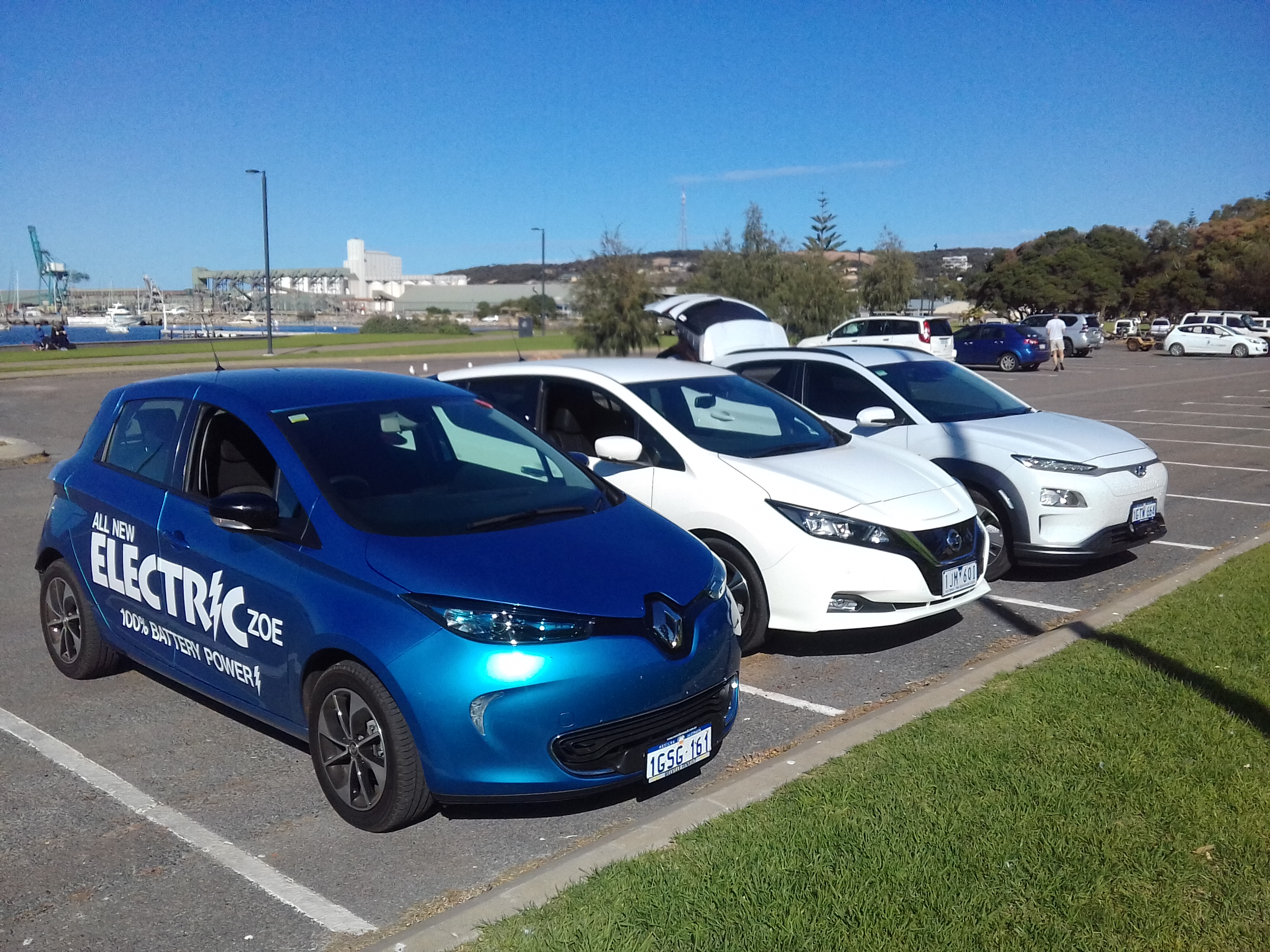 Esperance EV Information Night